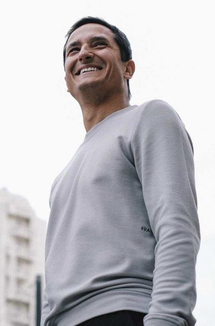 Sweatshirt Sport Homme